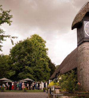 Clock barn © Ian Martindale Photography