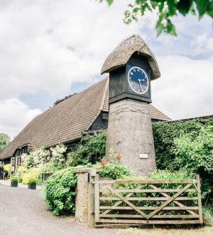 The Clock Tower at Clock Barn © Jacob and Pauline Photography