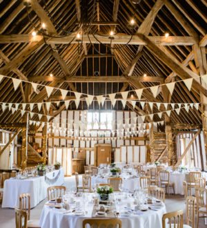 Clock Barn table and chairs © Lydia Stamps Photography