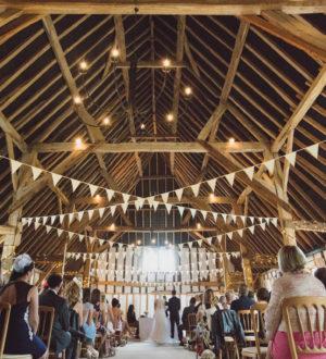 Wedding at clock barn © Millard Photography