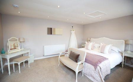 Lavender Barn Honeymoon Suite