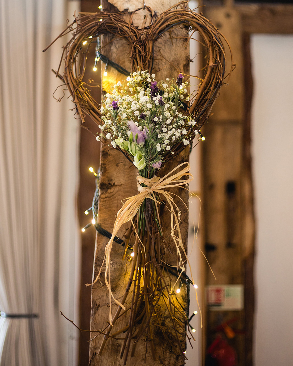 Country Wedding Ideas Flowers: Romantically Rustic Wedding Ideas